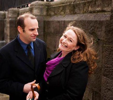 Former Irish Christian single laughs with husband