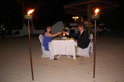 Alyssa and Bill enjoyed a wonderful honeymoon