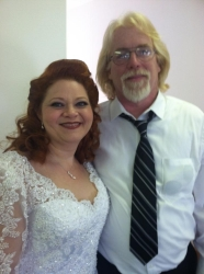 Amanda and Keith married in March 2013