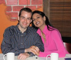 Anita dared to hope for Philip... and met him, as part of God's plan