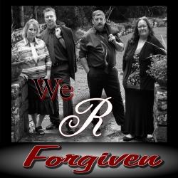 Christian group We R Forgiven pose outside