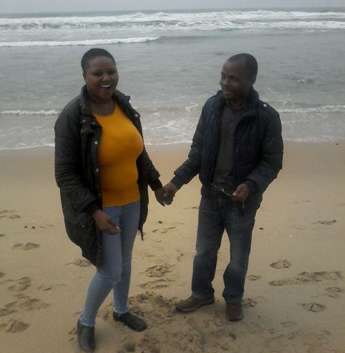 Boniswa is overjoyed now she's engaged to Thokozani