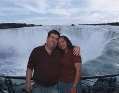 Man has his dream date with Christian woman. Niagara Falls, Ontario