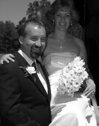 Christian singles from Ontario full of smiles as they marry