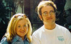 English Christian single man meets beautiful blonde Christian woman from Georgia