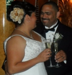 Celina is now happily married