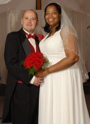 NC Christian single marries NY man and looks very happy