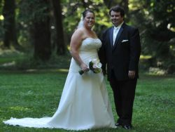 Chris and Deb, Married in August