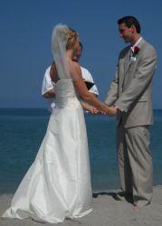 Wedding on the beach!
