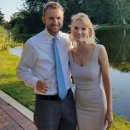 Kyle and Dana make a beautiful couple!