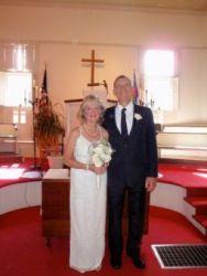 Darlene and Doug, Married in September 2011