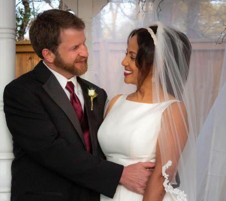 David marries his beautiful bride, Berhane