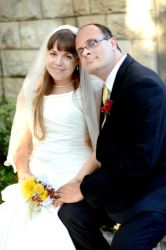 Once-skeptical David married Misty, the love of life