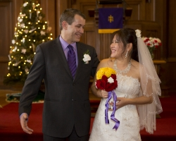 David and Sally married on December 22, 2012