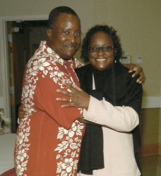 Don and Della, still blessed by God after 8 years of marriage!