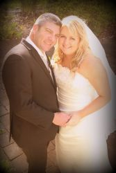 Erin and Aaron were married in September 2013