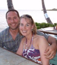 Alaskan Christian single honeymoons in Hawaii with her new Oregon Christian husband