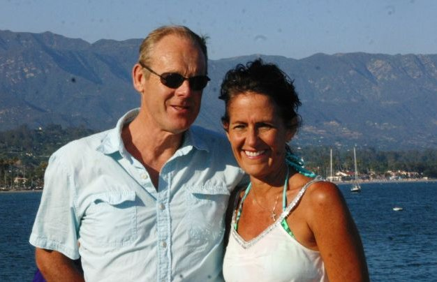 Graham and Julie were married in January 2014