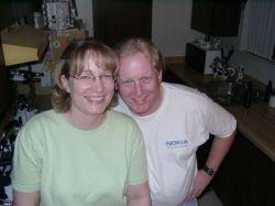 No longer single! Laughing former single Christians from California
