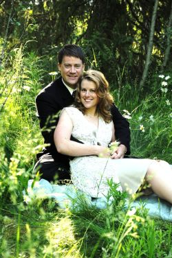 Heidi didn't believe she could find love on ChristianCafe.com but she's now married to Kevin!