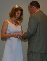 James and Cindy marry