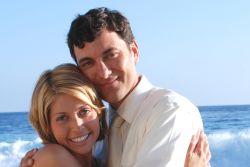 Jessica and Trevor met in December 2008