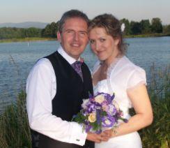 Polish wedding for Canadian Christian