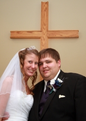 God has blessed Jo and Jared in marriage