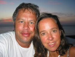 Christian couple selfie