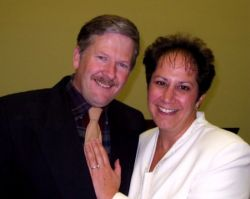 Christian couple Happy to be together