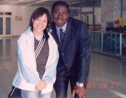 African Christian man falls in love with an Asian Christian woman