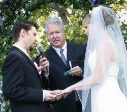 California Christians marry