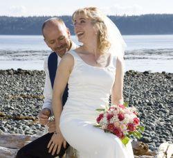 Christian newlyweds