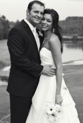 Lindsey and Greg married 5 months after meeting on ChristianCafe.com