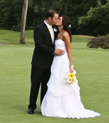 Lindsey and Greg, Married