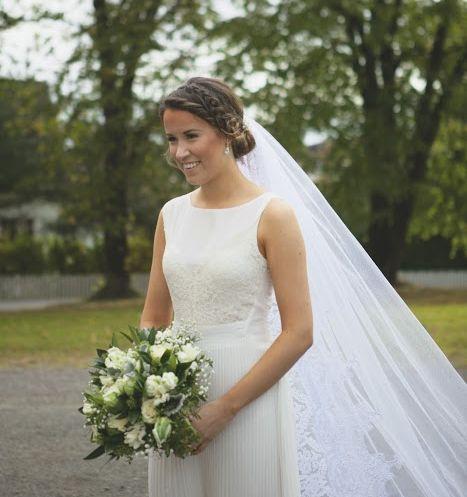 Ina, the beautiful bride