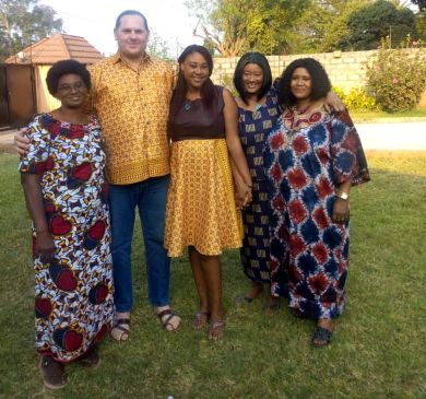 Christian family shot in Zambia