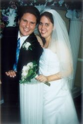 Michelle and Reid were married in 2006