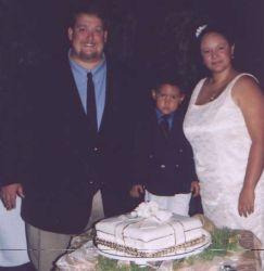 Rick happy to have married Alejandra