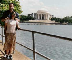 California couple on vacation in Washington