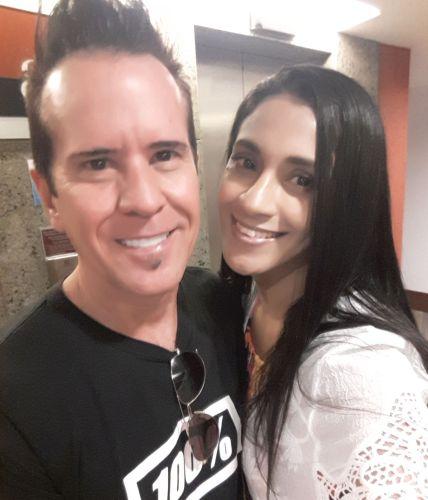 Tim and Rosana are making memories