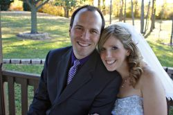 Trina and Kevin married in Oct 2012. Cafe Baby Faith arrived in November 2013